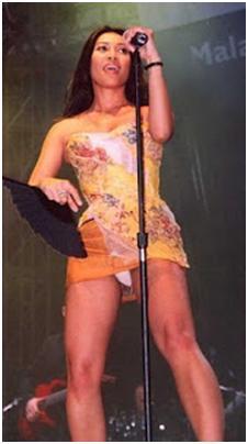 Menyaksikan foto memek dibalik celana dalam artis indonesia